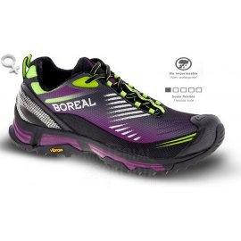 Zapatillas Trail Boreal Chameleon womens Lila