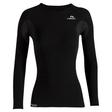 LURBEL Alaska Womens Negro - Camiseta termica mujer manga larga - ALASKA WOMENS NEGRO