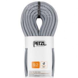 Cuerda Alpinismo PETZL VOLTA 9,2 mm 70 metros Gris