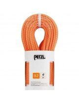 Cuerda Alpinismo PETZL VOLTA 9,2 mm 50 metros Orange