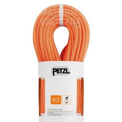 Cuerda Alpinismo PETZL VOLTA 9,2 mm 70 metros Orange - PETZL VOLTA 9-2 MM ORANGE (1)