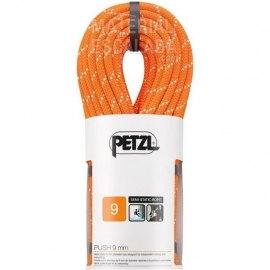 Cuerda Barrancos PETZL Push 9 mm 70 metros - Cuerda semiestática