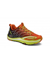 Tecnica Supreme Max 2.0 MS lime orange - Zapatillas Trail Running Hombre