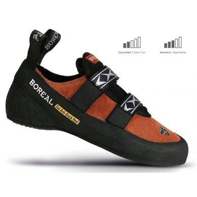 Chaussures Gris Avec Les Femmes Boréales Velcro NzoX0Y