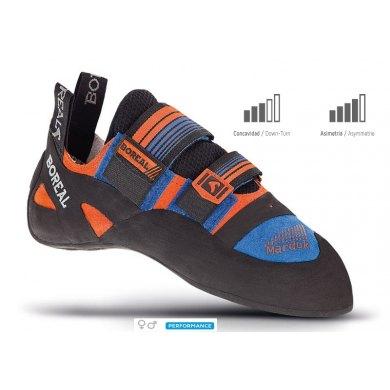 Zapatos azules Boreal Marduk para hombre i05orRW1DA
