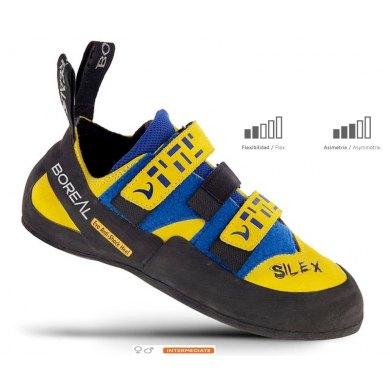 Pies de Gato Boreal Silex Velcro - BOREAL SILEX VELCRO (1)