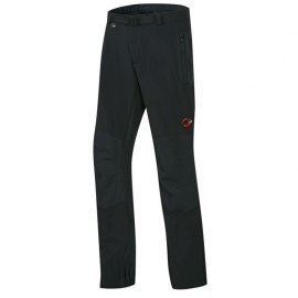 Pantalon Trekking MAMMUT COURMAYEUR ADVANCED MEN Black