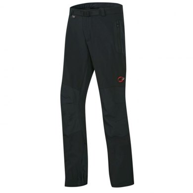 Pantalon Trekking MAMMUT COURMAYEUR ADVANCED MEN Black - MAMMUT COURMAYEUR ADVANCED BLACK