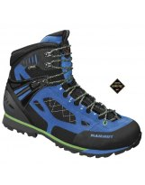 BOTAS MAMMUT RIDGE HIGH GTX AZUL