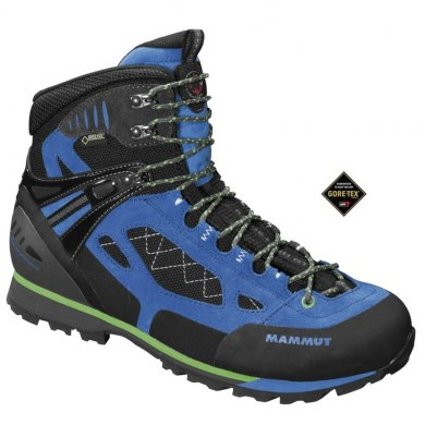 Botas Mammut RIDGE HIGH GTX Azul - MAMMUT RIDGE HIGH GTX MEN (1)
