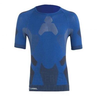 Camiseta Running Hombre Lurbel FREEDOM AZUL - Manga Corta - FREEDOM 205 AZUL (1)