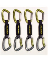 Pack Express escalada Mammut 4unid Crag sling 24,0 10cm
