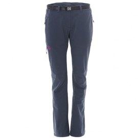 Ternua SEPTET gris - pantalones trekking Mujer