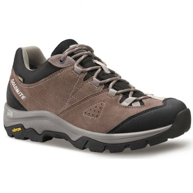 Zapatillas Trekking Dolomite KENDAL Low Marron Goretex - DOLOMITE KENDAL LOW GTX BARK