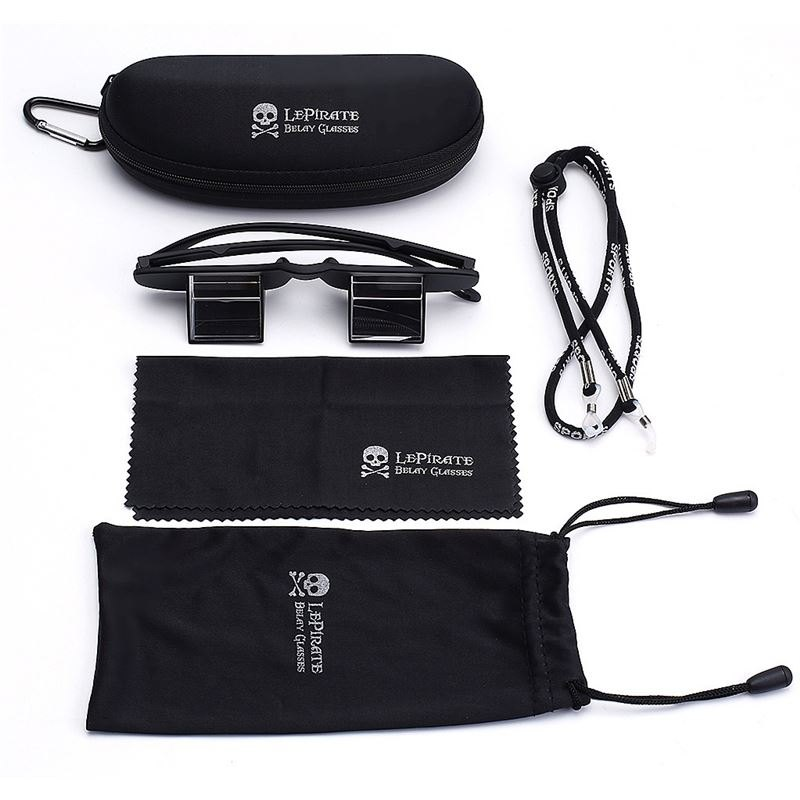 ... Gafas de Aseguramiento LEPIRATE Negro - LEPIRATE BELAY GLASSES BLACK  (4) ... e6b112d37bcc