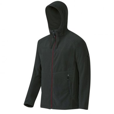 MAMMUT YADKIN ADVANCED GRAPHITE - Chaqueta polar capucha - MAMMUT YADKIN ADVANCED ML MEN