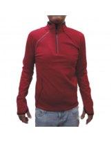 Camiseta Ternua ARACAR Dryshell rojo