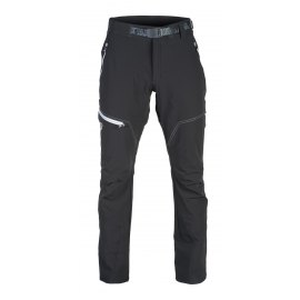 TERNUA WANLA NEGRO - Pantalon de trekking Hombre