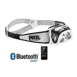 Linterna frontal Recargable Petzl REACTIK+ Negro 300 lm