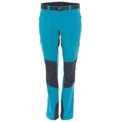 Ternua WESTHILL AZUL - Pantalones Trekking Mujer - TERNUA WESTHILLS AZUL