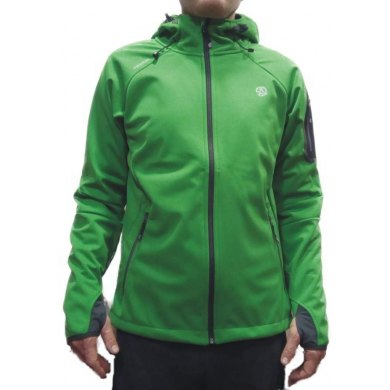 Ternua Six Winds 1415 VERDE - Chaqueta windshell Hombre - TERNUA SIX WINDS 1415 VERDE 1