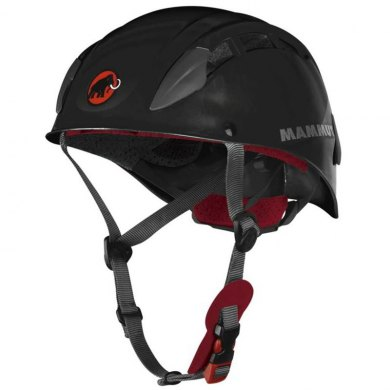 CASCO MAMMUT SKYWALKER 2 BLACK UNICA - MAMMUT SKYWALKER 2 BLACK