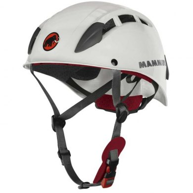 CASCO MAMMUT SKYWALKER 2 WHITE UNICA - MAMMUT SKYWALKER 2 WHITE