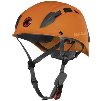 CASCO MAMMUT SKYWALKER 2 ORANGE UNICA - MAMMUT SKYWALKER 2 ORANGE