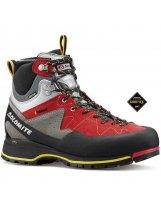 Dolomite STEINBOCK Approach HP GTX Red-Silver - Botas trekking