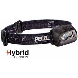 Linterna Frontal Petzl ACTIK Negro 300 lm