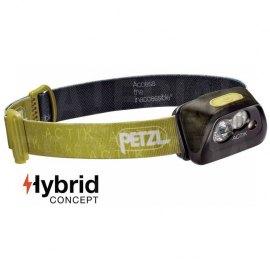 Linterna Frontal Petzl ACTIK 300 lm Verde