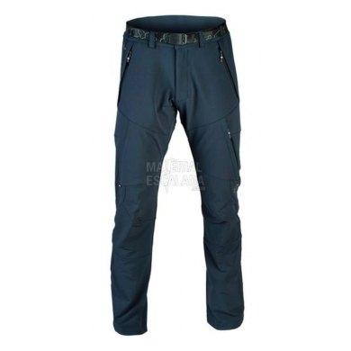 Pantalon trekking Ternua STOBO gris oscuro - STOBO GRIS OSCURO