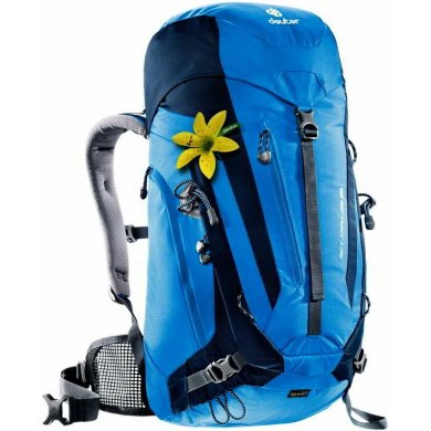 Deuter ACT Trail 28 SL azul - Mochila Trekking Mujer - ACT TRAIL 28 LADY NEW