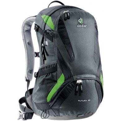 Deuter Futura 28 Aircomfort granite - Mochila de Trekking - DEUTER 28 GRANITE