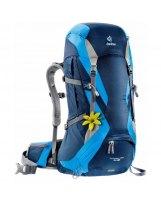 Deuter Futura Pro 34 SL Azul - Mochila Trekking Mujer 34 Litros