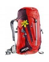 Deuter ACT Trail 28 SL RED - Mochila Trekking Mujer