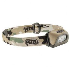 Linterna Frontal Petzl TACTIKKA+ Camu 250 lm