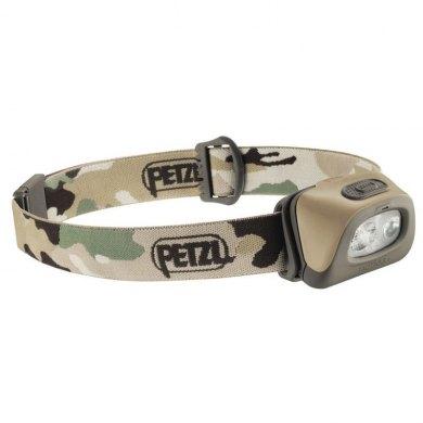Linterna Frontal Petzl TACTIKKA+ Camu 250 lm - PETZL TACTIKKA + CAMU