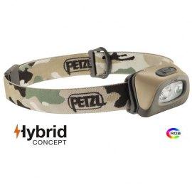 Linterna Frontal Petzl TACTIKKA+ RGB Camu 250 lm