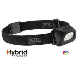 Linterna Frontal Petzl TACTIKKA+ RGB Negro 250 lm