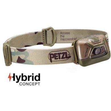 Linterna Frontal Compacta Petzl TACTIKKA Camu 200 lm - PETZL TACTIKKA CAMU (1)