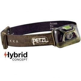 Linterna Frontal Petzl TIKKA Verde 200 lm
