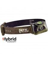 Petzl Tikka Verde - Linterna Frontal 200 lm