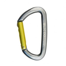 KONG GUIDE Mosqueton aluminio recto anodizado