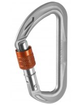 Mosqueton Mammut WALL MICRO LOCK Screw Grey