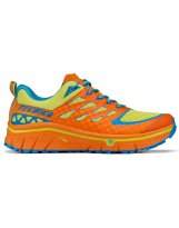 Zapatillas Trail Running Tecnica SUPREME MAX 3.0 MS ORANGE-LIME