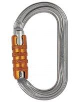 Mosqueton Simetrico Automático Petzl OK Triact lock