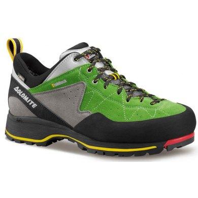 Zapatillas de Trekking DOLOMITE Steinbock Approach Low GTX Verde - DOLOMITE STEINBOCK AP LOW VERDE (1)