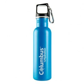COLUMBUS AQUA 750 - Botella hidratacion inox 0.75 Litros