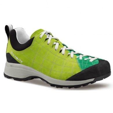 Zapatillas DOLOMITE Diagonal Verde-Lima - DOLOMITE DIAGONAL VERDE